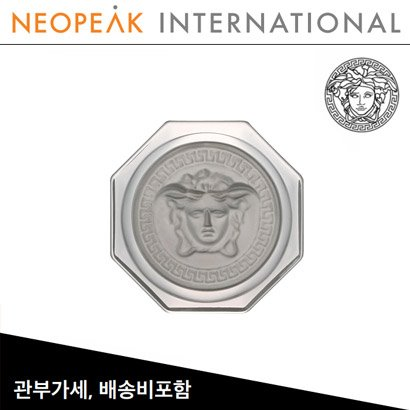 [해외][Versace] 베르사체 Medusa Lumiere Crystal Coaster