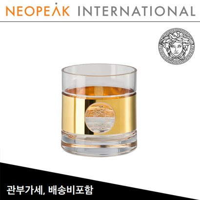 [해외][Versace] 베르사체 Medusa Madness Oro Whisky Double Old Fashioned