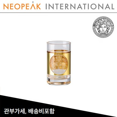 [해외][Versace] 베르사체 Medusa Madness Oro Shot glass