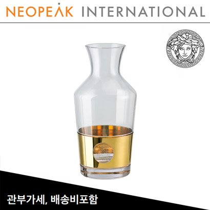 [해외][Versace] 베르사체 Medusa Madness Oro Water decanter