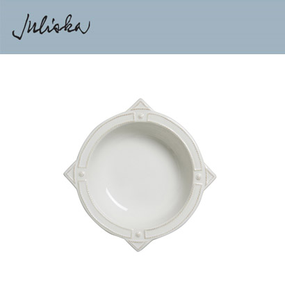 "[해외][Juliska] 줄리스카 Berry & Thread French Panel Whitewash 11.5"" Serving Bowl"