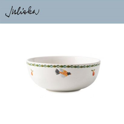 "[해외][Juliska] 크리스마스 Twelve Days of Christmas 5"" Bowl"