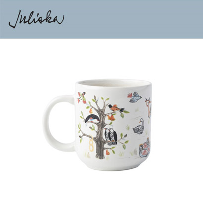 [해외][Juliska] 크리스마스 Twelve Days of Christmas Mug (4p)
