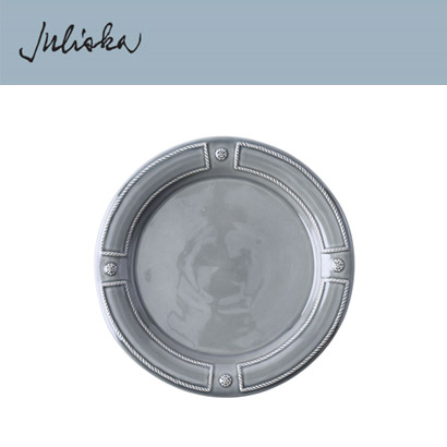 [해외][Juliska] Berry & Thread  French Panel Stone Grey  Dessert/Salad Plate